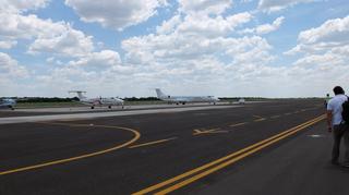 Kasane空港